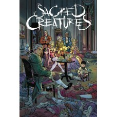 SACRED CREATURES #1 CVR B JANSON (MR)