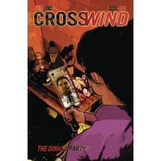 CROSSWIND #2 CVR A STAGGS (MR)