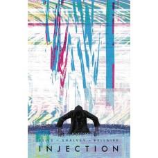 INJECTION #15 CVR A SHALVEY & BELLAIRE (MR)
