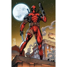 DEADPOOL #33 X-MEN CARD VARIANT SE