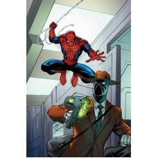 SPIDER-MAN MASTER PLAN #1 LIM VARIANT