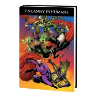 UNCANNY INHUMANS HC VOL 02