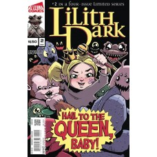 LILITH DARK #2 (OF 4)