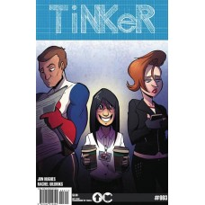 TINKER #3 (OF 4)