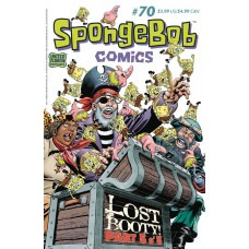 SPONGEBOB COMICS #70