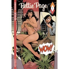 BETTIE PAGE #1 CVR A DODSON