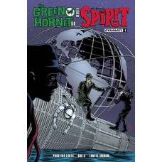 GREEN HORNET 66 MEETS SPIRIT #1 (OF 5) CVR A ALLRED