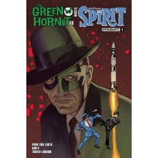GREEN HORNET 66 MEETS SPIRIT #1 (OF 5) CVR B TEMPLETON