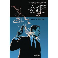 JAMES BOND KILL CHAIN #1 (OF 6) CVR A SMALLWOOD