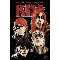 KISS #10 (OF 10) CVR B BAAL