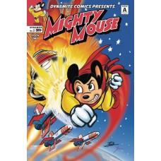 MIGHTY MOUSE #2 CVR A ADAMS