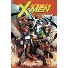 DF ASTONISHING X-MEN #1 SOULE SGN