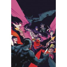 DF BATMAN SHADOW #4 ORLANDO SGN