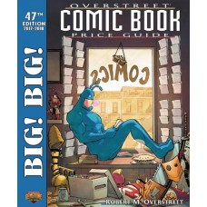 BIG BIG OVERSTREET PRICE GD VOL 47