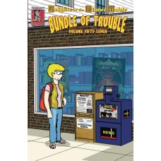 KODT BUNDLE OF TROUBLE TP VOL 57