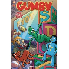 GUMBY #1