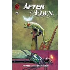 AFTER EDEN #1 (OF 4)