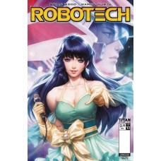 ROBOTECH #1 CVR A LAU