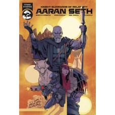 KNIGHT GUARDIANS OF RELATIVITY AARAN SETH ONE SHOT LASHLEY