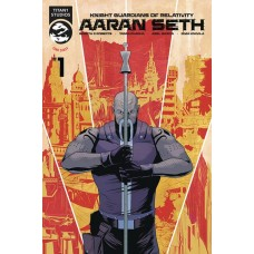 KNIGHT GUARDIANS OF RELATIVITY AARAN SETH ONE SHOT TEMPLETON