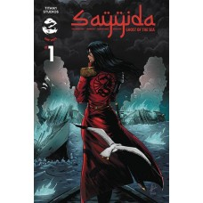 SAYYIDA GHOST OF THE SEA ONE SHOT DOUBLE CVR ED