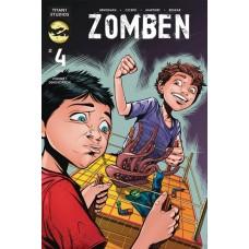 ZOMBEN #4 (OF 4)