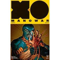 X-O MANOWAR (2017) #5 CVR B JOHNSON