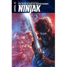 NINJAK TP VOL 06 THE SEVEN BLADES OF MASTER DARQUE