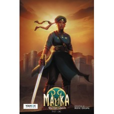 MALIKA WARRIOR QUEEN GN VOL 01