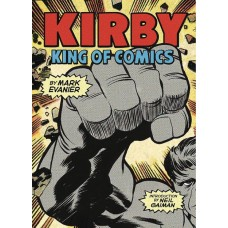 KIRBY KING OF THE COMICS ANNIV ED SC