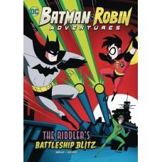 BATMAN & ROBIN ADV YR TP RIDDLERS BATTLESHIP BLITZ