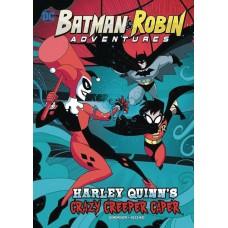 BATMAN & ROBIN ADV YR TP HARLEY QUINNS CRAZY CREEPER CAPER