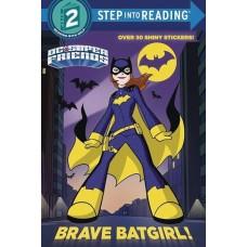 DC SUPER FRIENDS BRAVE BATGIRL YR SC