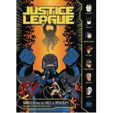 JUSTICE LEAGUE YR TP DARKSEID AND FIRES OF APOKOLIPS