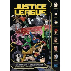 JUSTICE LEAGUE YR TP INJUSTICE GANG & DEADLY NIGHTSHADE