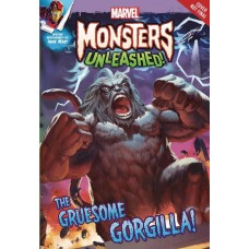 MARVEL MONSTERS UNLEASHED GRUESOME GORGILLA SC