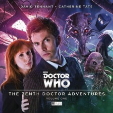 DOCTOR WHO 10TH DOCTOR ADVS AUDIO CD VOL 01