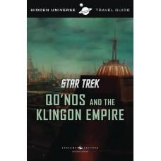 HIDDEN UNIV TRAVEL GUIDES ST QO NOS & KLINGON EMPIRE SC