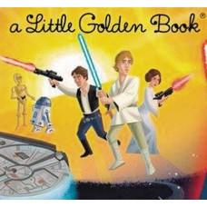 STAR WARS LITTLE GOLDEN BOOK I AM A HERO