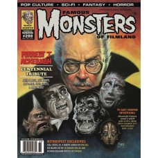 FAMOUS MONSTERS OF FILMLAND #288 FORREST J ACKERMAN VARIANT