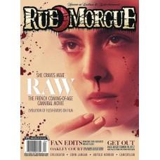 RUE MORGUE MAGAZINE #177