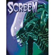 SCREEM #33 NEWSSTAND