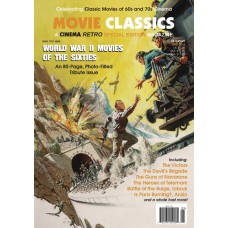 CINEMA RETRO MOVIE CLASSICS RETRO GOES TO WAR