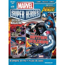MARVEL SUPER HEROES MAGAZINE #29
