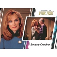 ST WOMEN OF STAR TREK 50TH ANNIVERSARY T/C BOX (Net)
