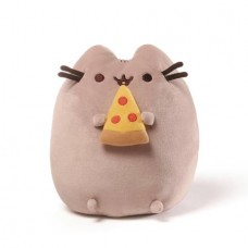 PUSHEEN PIZZA 9IN PLUSH