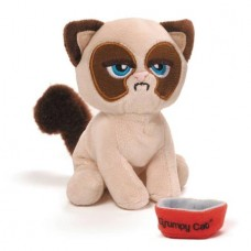 GRUMPY CAT BOX O GRUMP EVERYDAY GRUMPY PLUSH