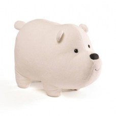 WE BARE BEARS 12IN ICE BEAR PLUSH