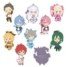 RE ZERO STARTING LIFE IN ANOTHER WORLD 12PC TRADING FIG DIS