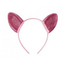 MLP MOVIE PINKIE PIE SPARKLE HEADBAND W/ EARS